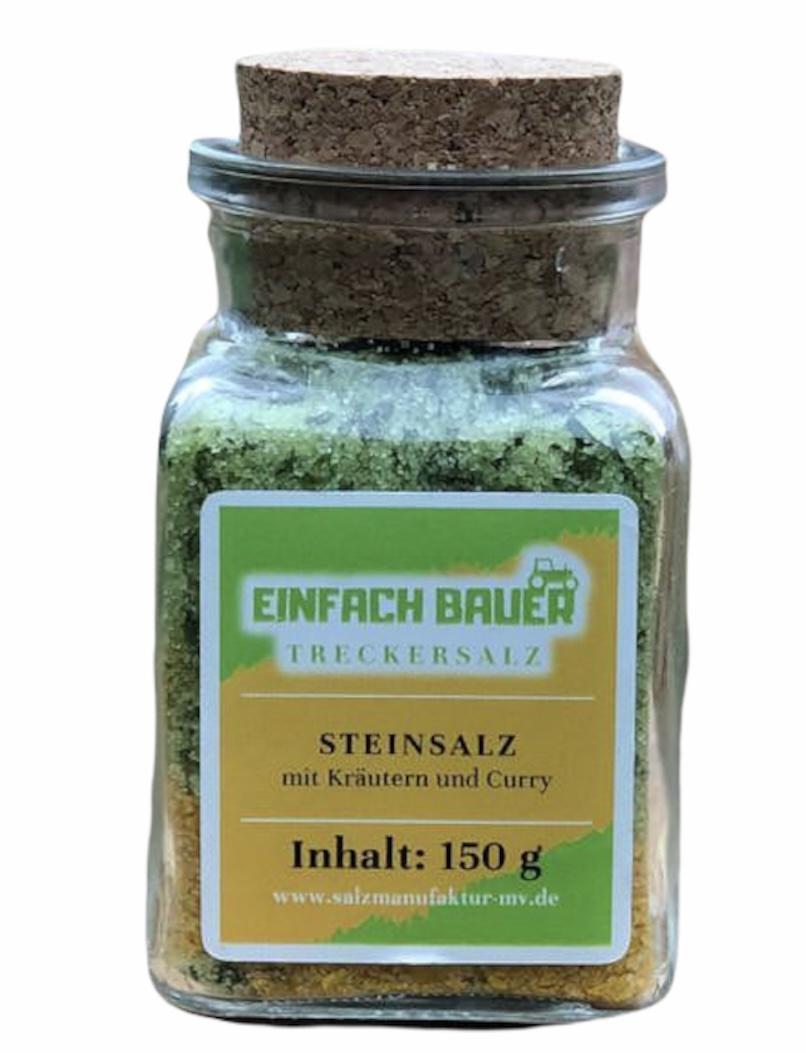"""Trecker Salz """"einfach Bauer"""""""